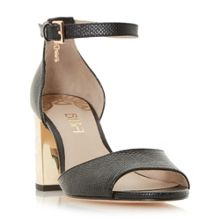 Biba MARTINEZ Embossed Heel Sandals