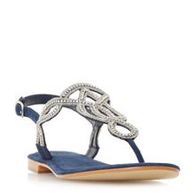Dune Nea jewelled sandals