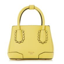 Dune Dinidipley small scallop tote bag
