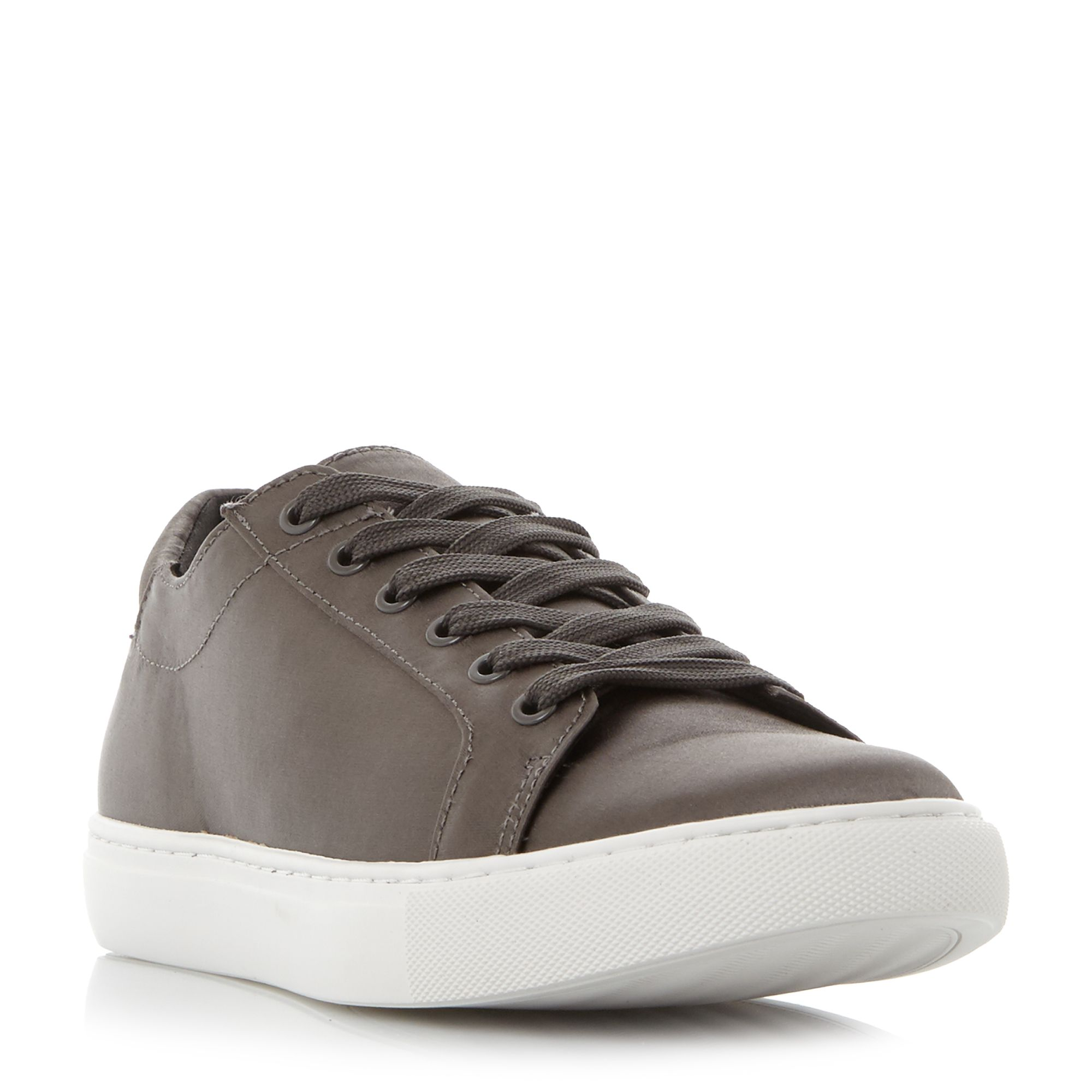 Kenneth Cole Kam Plain Toe Cupsole Trainers, Grey