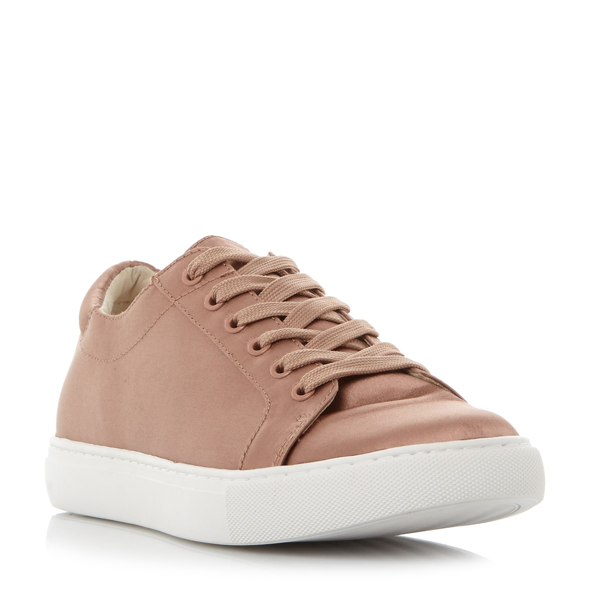 Kenneth Cole Kam Plain Toe Cupsole Trainers, Pink