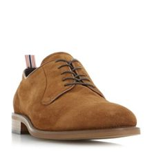 Bertie Pugg deconstructed lace up gibson shoe