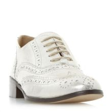 Dune Fascination lace up brogue shoes