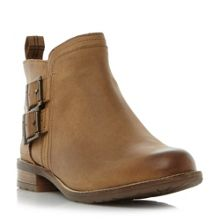 Barbour Sarah double buckle ankle boots