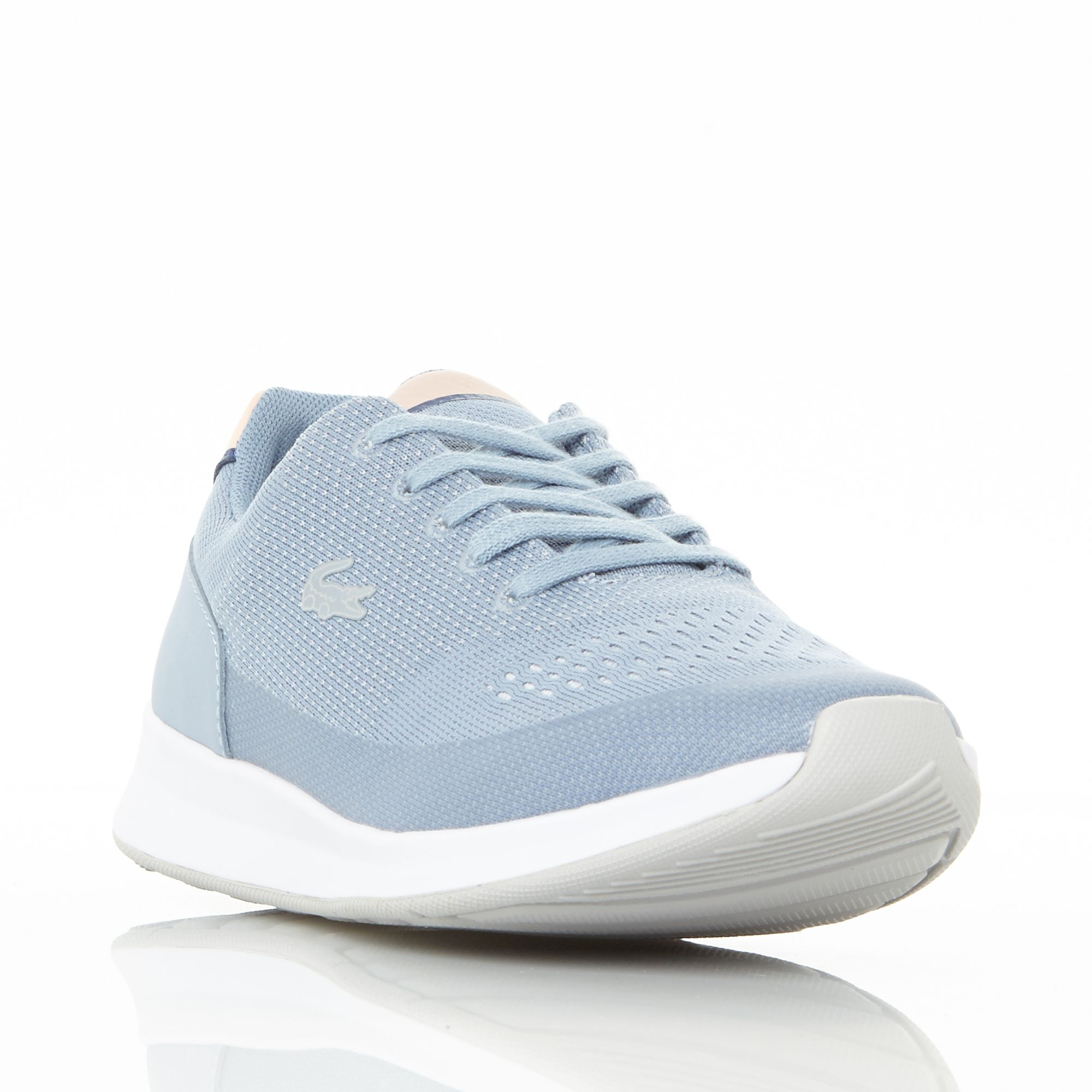 Lacoste Chaumont Knitted Runner Trainers, Blue