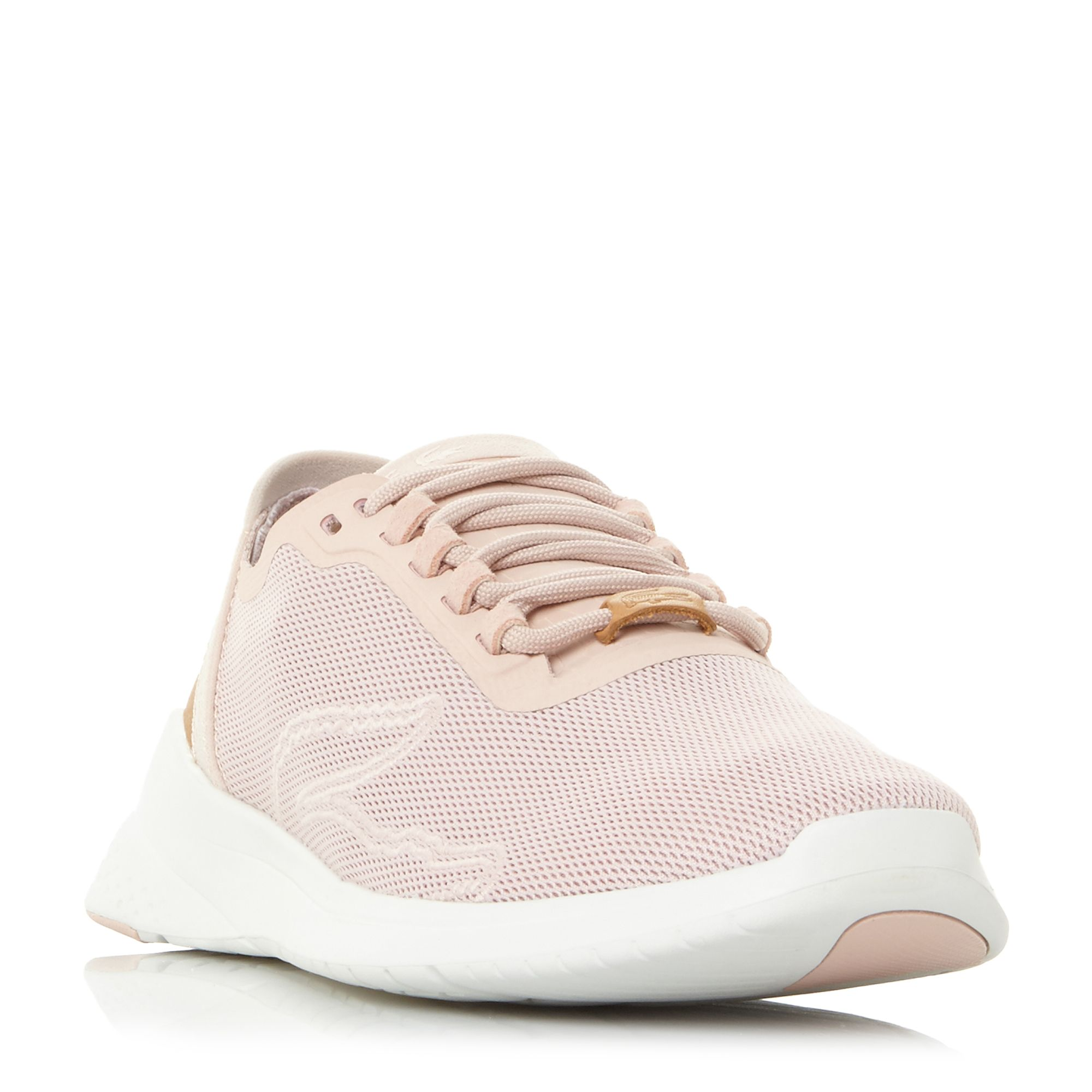 Lacoste Lt Fit 118 2 Knitted Trainers, Pink