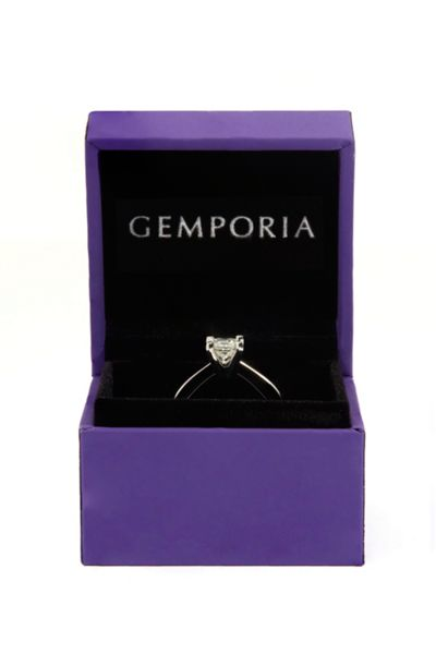Gemporia Diamond ring