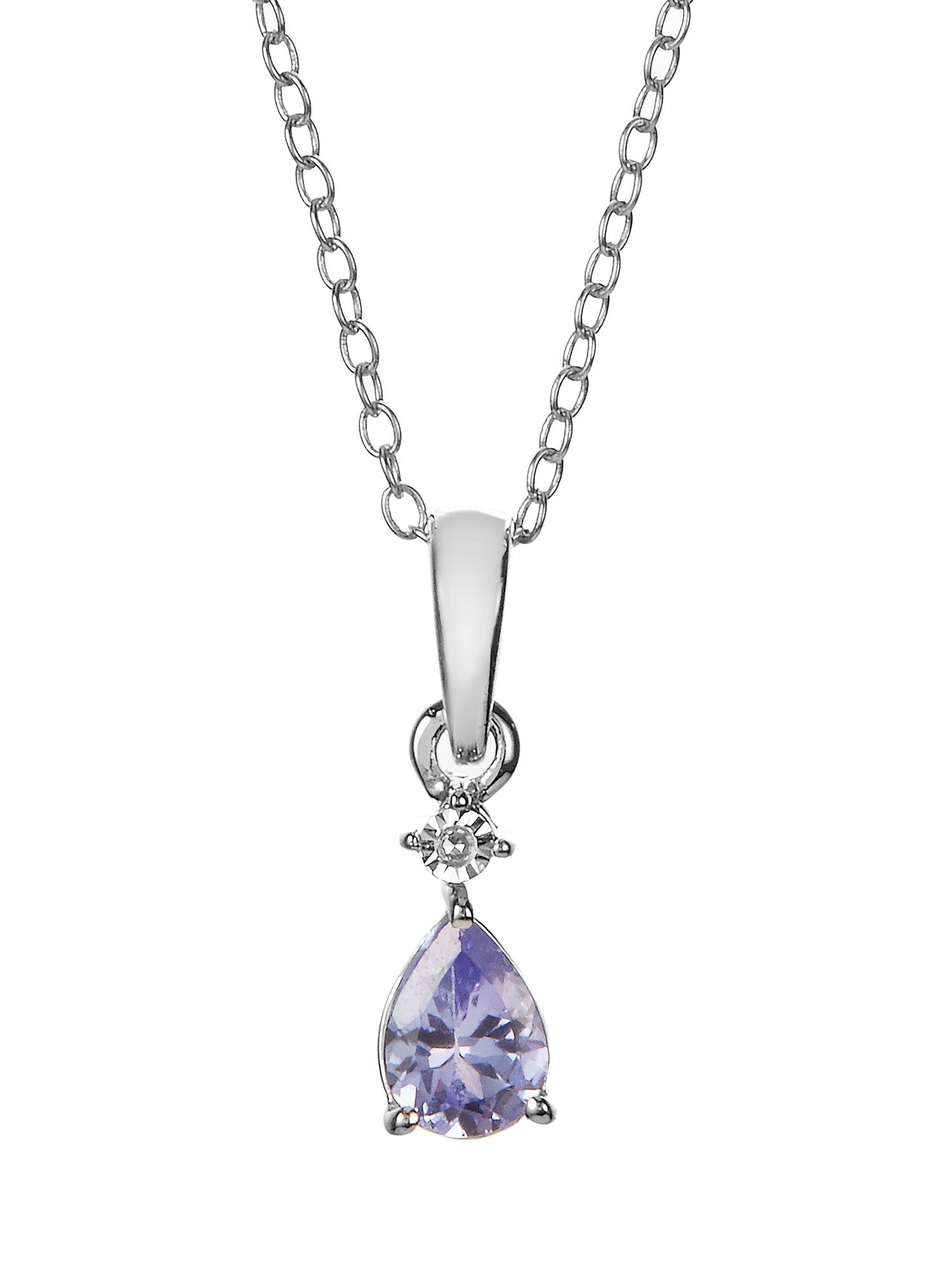 gemporia tanzanite necklace