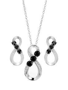 Gemporia Black spinel set