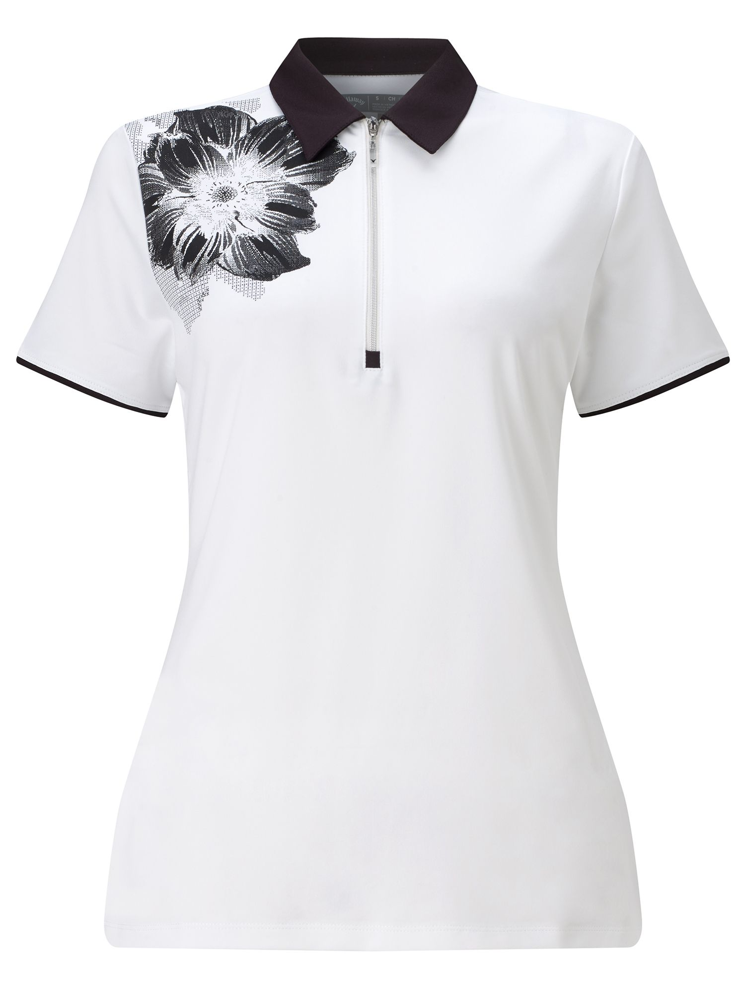 Callaway Bloom Polo, White