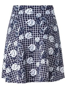 Callaway Floating Rose Skort