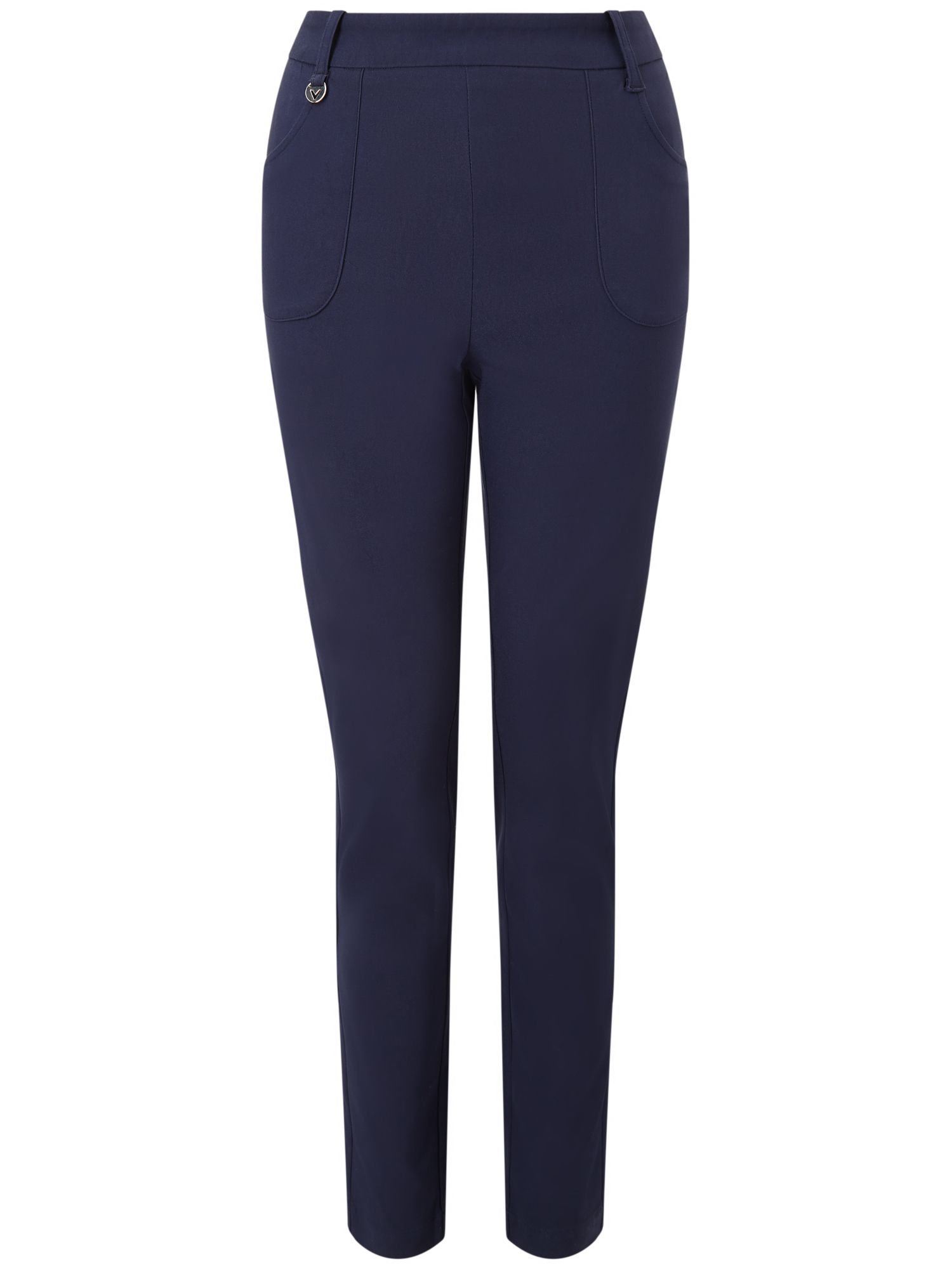 Callaway Pull On Trouser, Blue