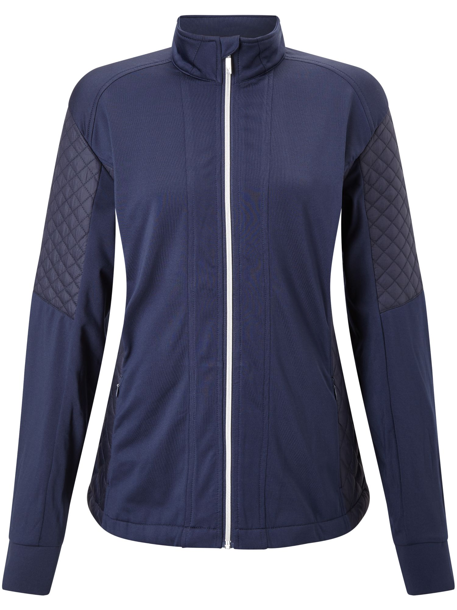 Callaway Quilted Jacket, Blue