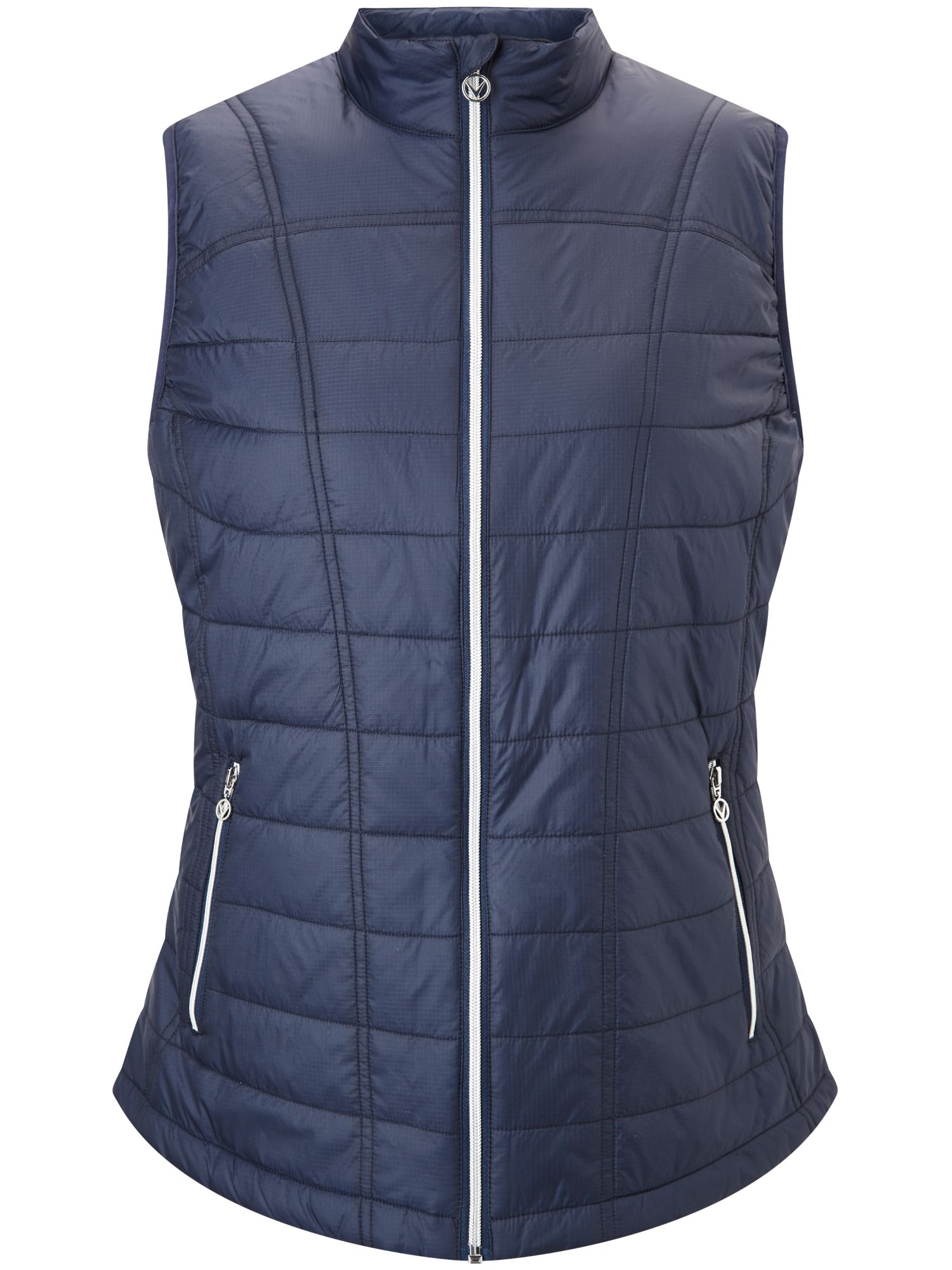 Callaway Quilted Gilet, Blue