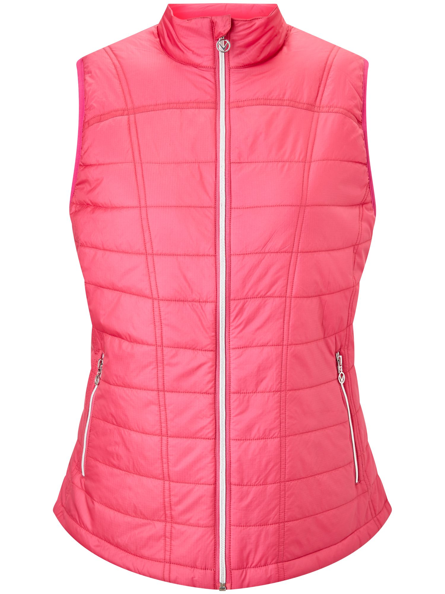 Callaway Quilted Gilet, Pink