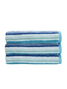 Christy Bamford stripe towel