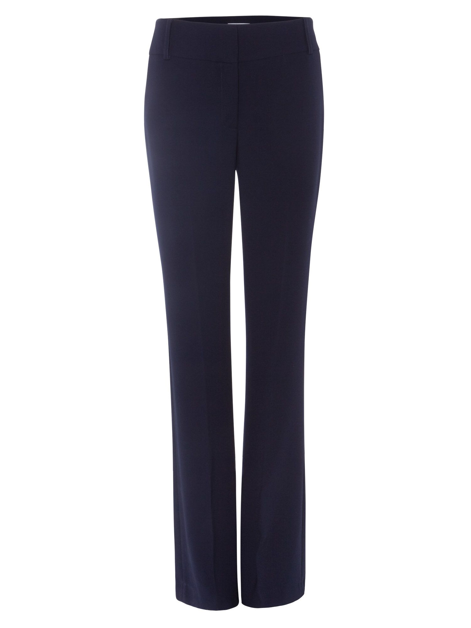 Damsel in a Dress City Suit Trousers, Blue
