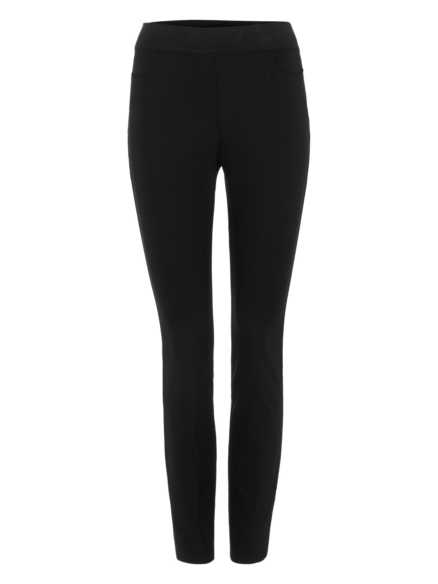 Damsel in a Dress Gallop Technical Trousers, Black