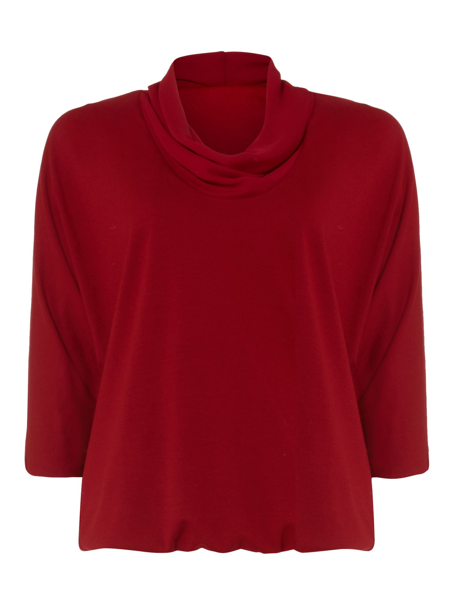 Damsel in a Dress Tokyo Jersey Top, Red