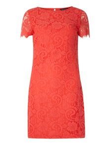 Dorothy Perkins Lace Shift Dress