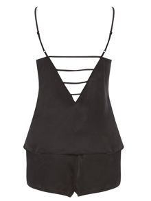 Dorothy Perkins V Back Cami Set