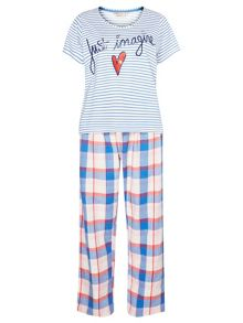 Dorothy Perkins Just Imagine PJ Set