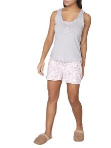 Dorothy Perkins Pink Butterfly PJ Set