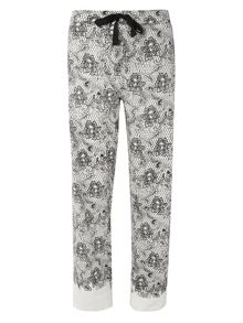 Dorothy Perkins Lace Print Mix and Match Pants