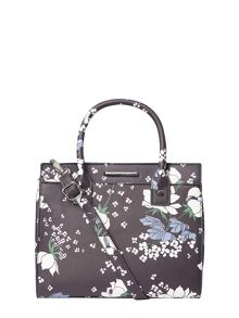 Dorothy Perkins Floral Mini Slip Tote Bag
