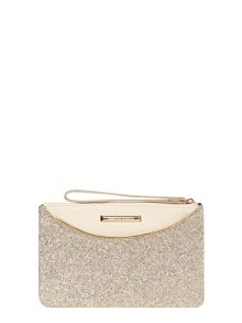 Dorothy Perkins Curve Pocket Wristlet Bag