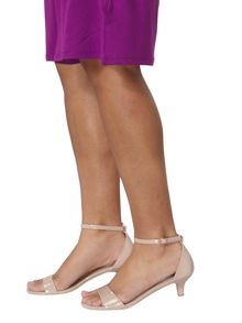 Dorothy Perkins Wide Fit `Sundae` Sandal