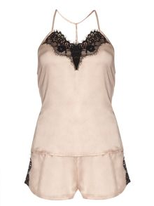 Dorothy Perkins V Lace Cami Set