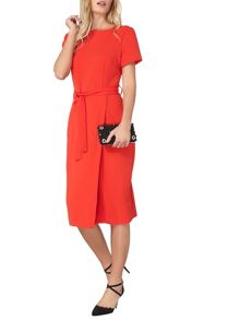 Dorothy Perkins Pencil Wrap Dress