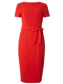 Dorothy Perkins Tall Wrap Pencil Dress