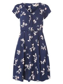 Dorothy Perkins Billie and Blossom Petite Butterfly Dress