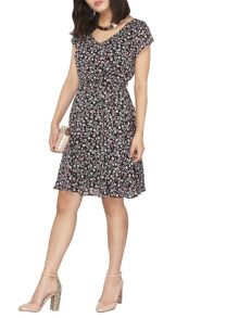 Dorothy Perkins Billie and Blossom Petite Floral Ditsy Dress
