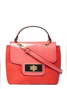 Dorothy Perkins Top Handle Crossbody Bag
