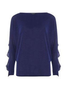 Dorothy Perkins Drop Shoulder Top