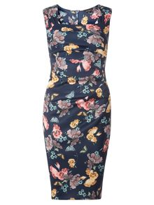 Dorothy Perkins Scarlett B Floral Lydia Dress