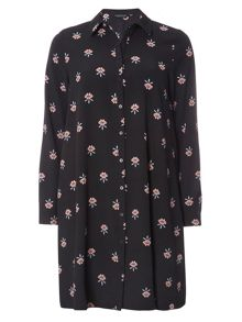 Dorothy Perkins Shirt Swing Dress