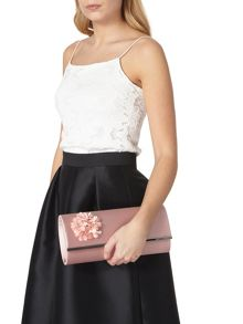 Dorothy Perkins Corsage Clutch