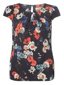 Dorothy Perkins Billie and Blossom Floral Top