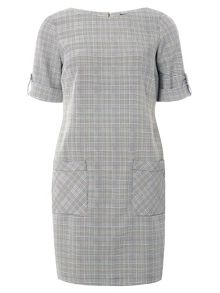 Dorothy Perkins Check Tunic