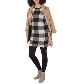 Dorothy Perkins Tall Check Tunic
