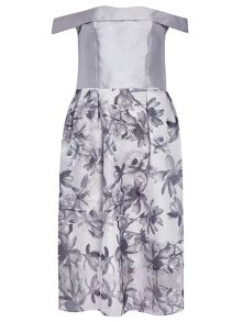 Dorothy Perkins Luxe Bardot Prom Dress