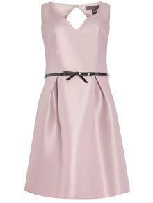 Dorothy Perkins Luxe Belted Prom Dress