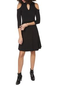 Dorothy Perkins Tall Soft Choker Dress