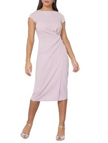 Dorothy Perkins Luxe Crepe Manipulated Dress
