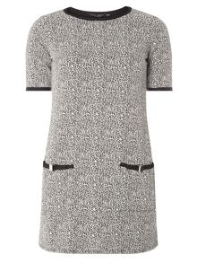 Dorothy Perkins Animal Bow Tunic