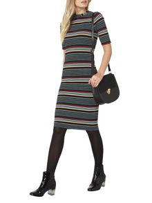 Dorothy Perkins Stripe Bodycon Dress